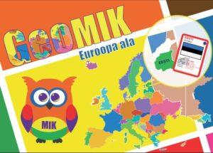 kaardimäng;lauamäng;euroopa;geomik